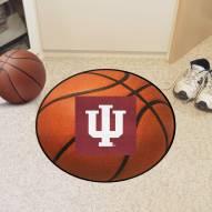 Indiana Hoosiers Basketball Mat
