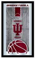 Indiana Hoosiers Basketball Mirror