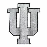 Indiana Hoosiers Bling Car Emblem