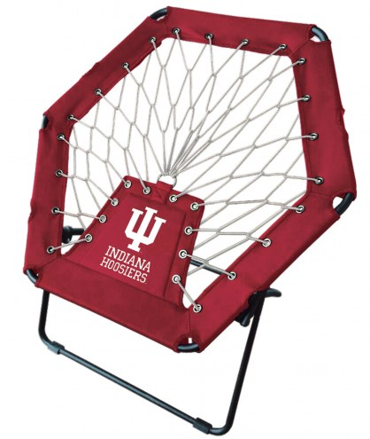 Indiana Hoosiers Bungee Chair