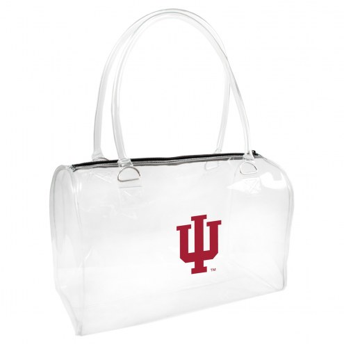 Indiana Hoosiers Clear Bowler