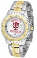Indiana Hoosiers Competitor Two-Tone Men's Watch