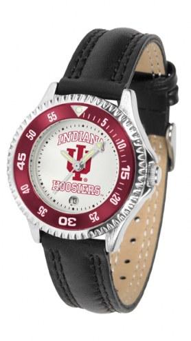 Indiana Hoosiers Competitor Women's Watch