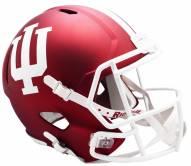 Indiana Hoosiers Riddell Speed Collectible Football Helmet