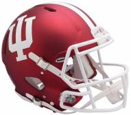 Indiana Hoosiers Riddell Speed Full Size Authentic Football Helmet