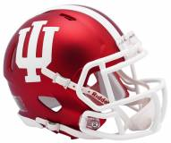 Indiana Hoosiers Riddell Speed Mini Collectible Football Helmet