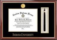 Indiana Hoosiers Diploma Frame & Tassel Box