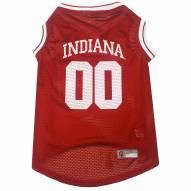 Indiana Hoosiers Dog Basketball Jersey