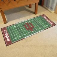 Indiana Hoosiers Football Field Runner Rug