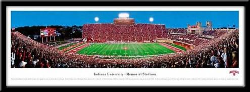 Indiana Hoosiers Framed Stadium Print