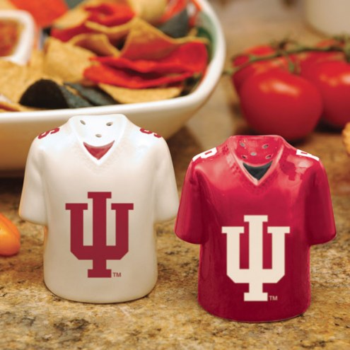 Indiana Hoosiers Gameday Salt and Pepper Shakers