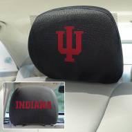 Indiana Hoosiers Headrest Covers