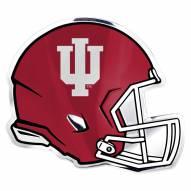 Indiana Hoosiers Helmet Car Emblem