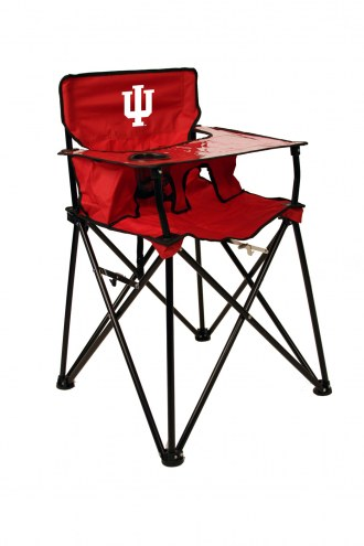 Indiana Hoosiers High Chair