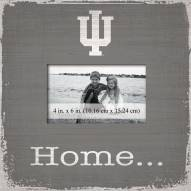 Indiana Hoosiers Home Picture Frame