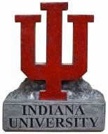 "Indiana Hoosiers ""IU Trident Logo"" Stone College Mascot"