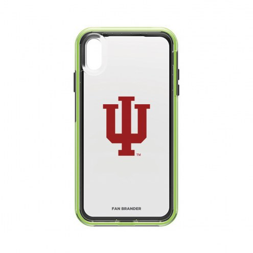 Indiana Hoosiers LifeProof iPhone XS Max Slam Case