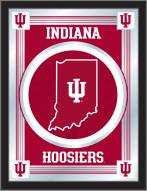 Indiana Hoosiers Logo Mirror