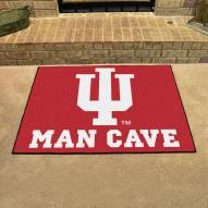 Indiana Hoosiers Man Cave All-Star Rug