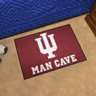 Indiana Hoosiers Man Cave Starter Mat