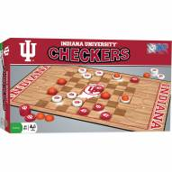 Indiana Hoosiers Checkers