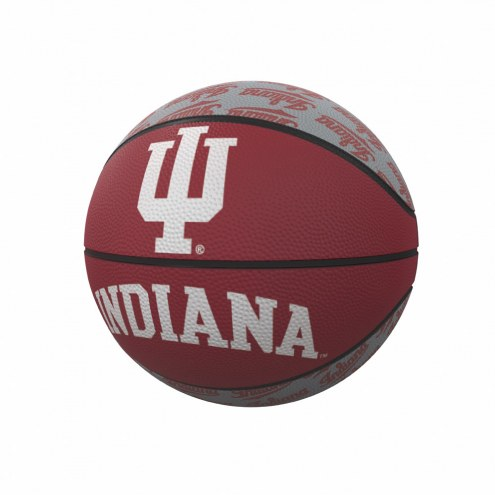 Indiana Hoosiers Mini Rubber Basketball