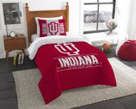 Indiana Hoosiers Modern Take Twin Comforter Set