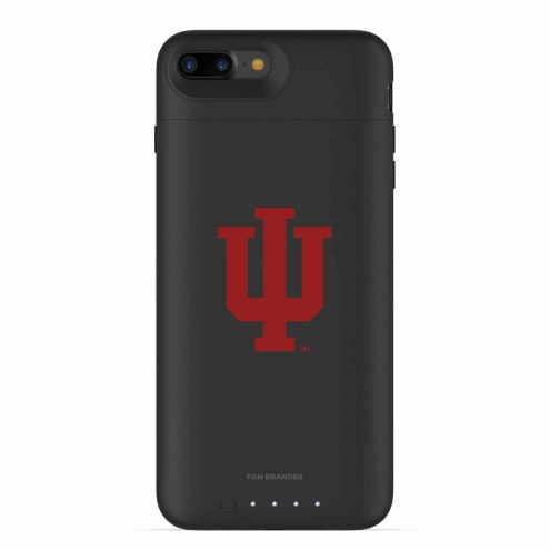Indiana Hoosiers mophie iPhone 8 Plus/7 Plus Juice Pack Air Black Case