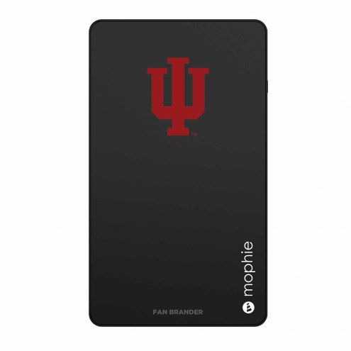 Indiana Hoosiers mophie Mini USB Power Station