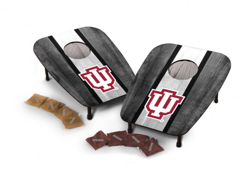 Indiana Hoosiers One Hole Bag Toss Game