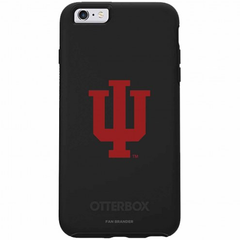 Indiana Hoosiers OtterBox iPhone 6/6s Symmetry Black Case