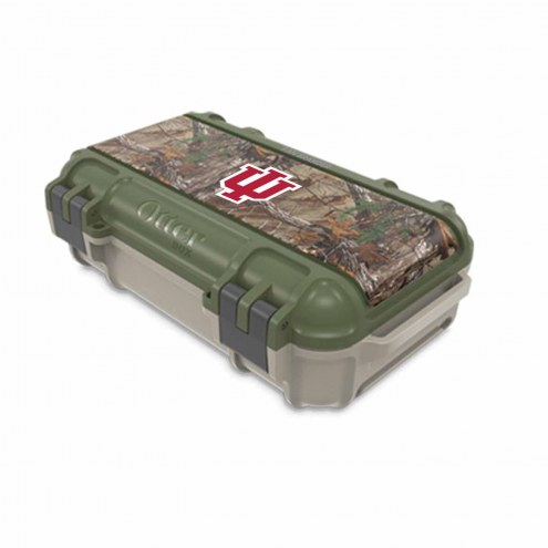 Indiana Hoosiers OtterBox Realtree Camo Drybox Phone Holder