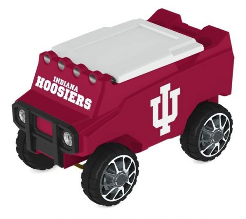 Indiana Hoosiers Remote Control Rover Cooler