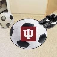 Indiana Hoosiers Soccer Ball Mat
