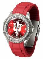 Indiana Hoosiers Sparkle Women's Watch