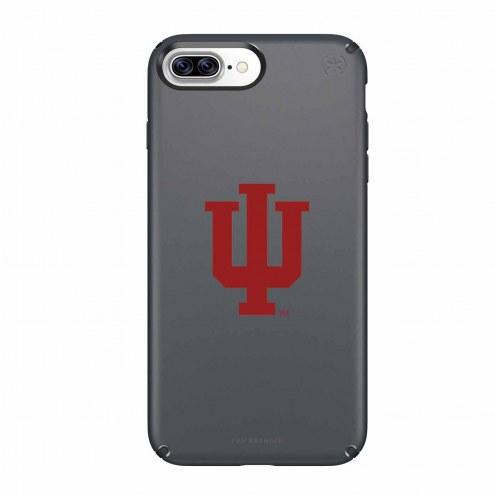 Indiana Hoosiers Speck iPhone 8 Plus/7 Plus Presidio Black Case