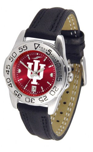 Indiana Hoosiers Sport AnoChrome Women's Watch