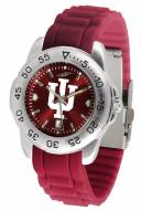Indiana Hoosiers Sport Silicone Men's Watch