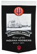Indiana Hoosiers Stadium Banner