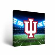 Indiana Hoosiers Stadium Canvas Wall Art