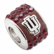 Indiana Hoosiers Sterling Silver Charm Bead