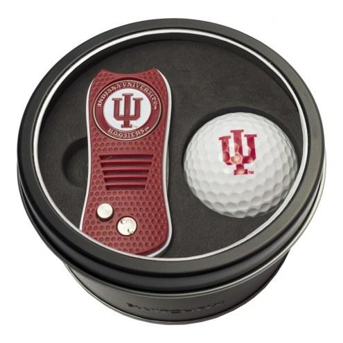 Indiana Hoosiers Switchfix Golf Divot Tool & Ball