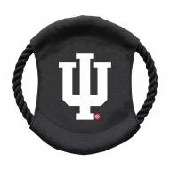 Indiana Hoosiers Team Frisbee Dog Toy