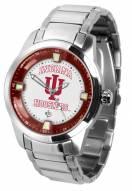 Indiana Hoosiers Titan Steel Men's Watch