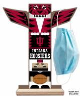 Indiana Hoosiers Totem Mask Holder