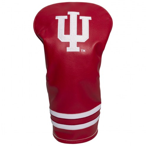 Indiana Hoosiers Vintage Golf Driver Headcover