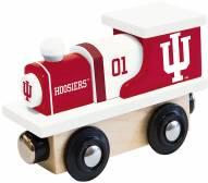 Indiana Hoosiers Wood Toy Train