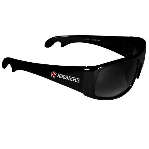 Indiana Hoosiers Wrap Bottle Opener Sunglasses