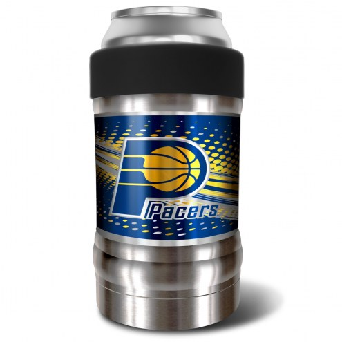 Indiana Pacers 12 oz. Locker Vacuum Insulated Can Holder