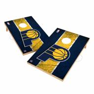 Indiana Pacers 2' x 3' Vintage Wood Cornhole Game